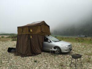 Empty Campground