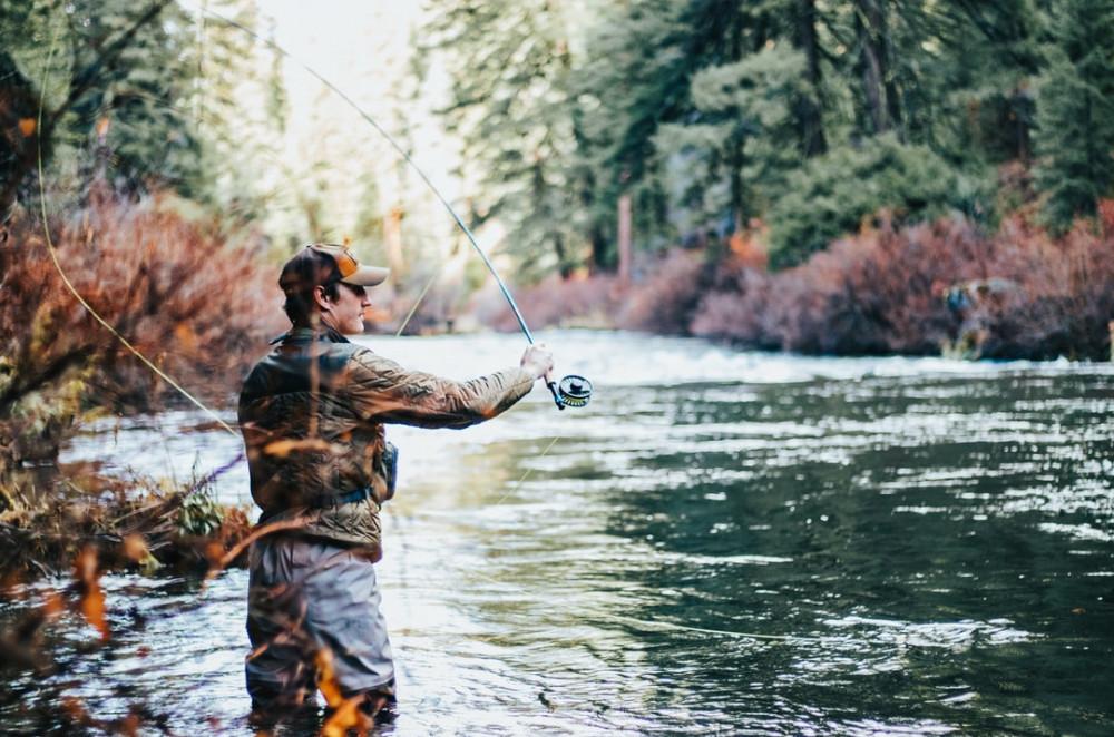 fishing is free in Virginia