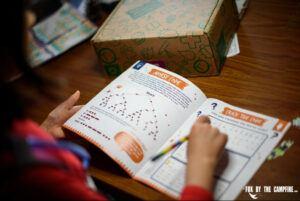 homechooling resource outdoors